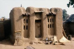 Malitraditional houses guinea africa - Google zoeken