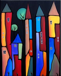 Image from http://www.ebsqart.com/Art/Home/Acrylic-on-gallery-wrap-canvas/443164/650/650/Neighborhood-Watch-H48.jpg.
