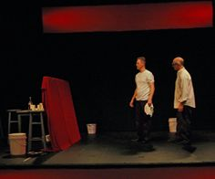 Review of Red written John Quinn at Encore Michigan  Red by John Logan, produced by Open Book Theatre Company, December 2014