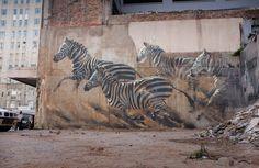 Les 10 plus belles photos de Street Art de la semaine #3