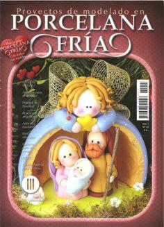 Revistas Manualidades Para Descargar Gratis Porcelana Fria
