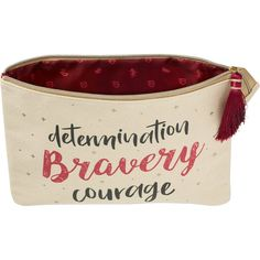 ULTA Harry Potter X Ulta Beauty Gryffindor Cosmetic Bag | Ulta Beauty Hogwarts House Colors, Hogwarts Houses, Harry Potter Makeup, Makeup Must Haves, Color Lines, Canvas Material, Makeup Yourself, Selena Gomez, Cosmetic Bag