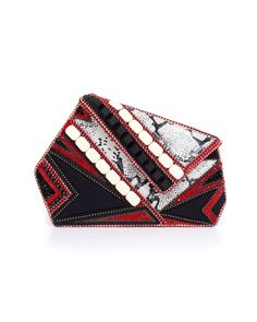 #beavaldes Viper Clutch Bag £1075 Bea Valdes for COUTURELAB