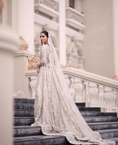 For Price & Queries Please DM us or you can Message/WhatsApp 📲 We provide Worldwide Asian Bridal Dresses, Pakistani Wedding Outfits, Indian Bridal Outfits, Pakistani Bridal Dresses, Pakistani Wedding Dresses, White Wedding Dresses, Wedding Attire, Bridal Dupatta, Walima Dress