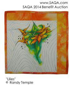 Art quilt by Randy Temple #artquilts #SAQA