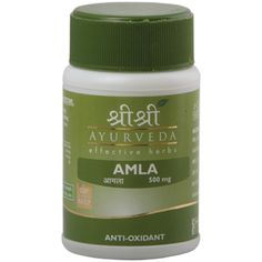 Amla is one of the richest sources of antioxidants and natural source of Vitamin C. It helps protect cells against free radical damage and helps in fighting premature aging. Sri Sri Ayurveda Amla tablets are loaded with the goodness of the best produce of Amla in the country. Make Amla a part of your daily health regimen.                                             http://www.artoflivingshop.com/wellness-and-personal-care/amla-10000000000739.html