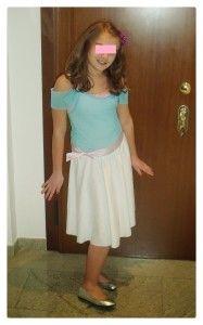 Disney's Violetta cosplay diy