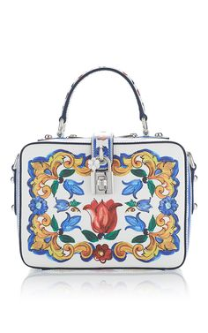 ec4b5b21f72a DOLCE  amp  GABBANA Dauphine Maiolica Bag.  dolcegabbana  bags  shoulder  bags