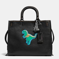Shop The COACH Dino Rogue Bag In Glovetanned Pebble Leather. Enjoy Complimentary Shipping & Returns! Find Designer Bags, Wallets, Shoes & More At COACH.com!
