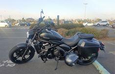 Hard Saddlebags, Kawasaki Vulcan, Motorcycle, Vehicles, Motorbikes, Accessories, Motorcycles, Car, Choppers