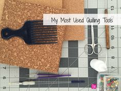 My most used quilling tools: a guide for the beginning quiller to find the exact tools I use in my work everyday! Start your quilling journey now!