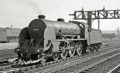 Southern class by Urie/Maunsell at Eastleigh Southern Trains, Southern Railways, Steam Railway, Electric Train, British Rail, Great Western, Steam Engine, Steam Locomotive, Great Britain