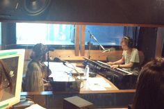 スタジオライブでは、シュンスケさんと「きみだった」をやりました!