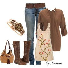 Love this winter inspired outfit.... must have