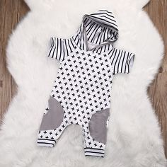 Amazon.com: Newborn Baby Boys Girls Dot Romper Stripe Hood Winter Thick Flannel Bodysuit: Clothing  https://www.amazon.com/gp/product/B01MYZO8KO/ref=as_li_qf_sp_asin_il_tl?ie=UTF8&tag=rockaclothsto_toys-20&camp=1789&creative=9325&linkCode=as2&creativeASIN=B01MYZO8KO&linkId=f6e254c0fbe776f5ed8b81a92e7d3387
