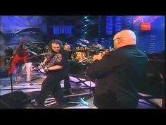 Carlos Santana / Rob Thomas - Smooth 1999 Live Video - YouTube