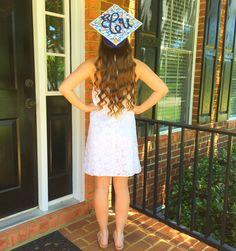 Lilly Pulitzer graduation