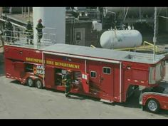 Featherlite Emergency Response Trailers and Vehicles