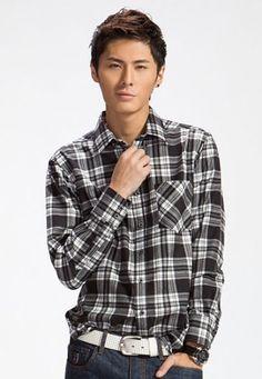 Check Shirt C13 | www.changingrm.com/men-with-charm/202-check-shirt-c13.html