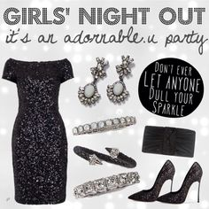 Girls Night Out adornable.u theme party