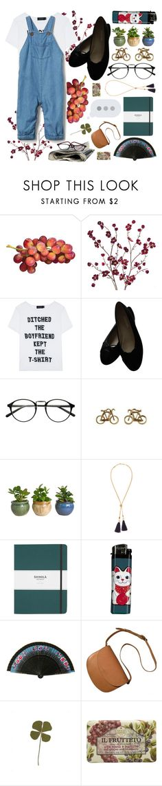 """DIRECTIONAL"" by ftrees ❤ liked on Polyvore featuring Cost Plus World Market, MINKPINK, Chanel, Urban Outfitters, Chloé, Shinola, A.P.C. and Nesti Dante"
