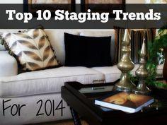 Top Ten Staging Trends for 2014