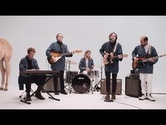 New trending GIF tagged music video, band, horse, real estate, take a bow via Giphy List Of Artists, Real Estate Development, Music Guitar, Horror Stories, New Trends, Good Music, Music Videos, Bands, Track