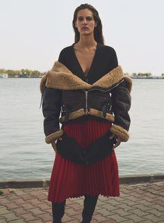 """lxst-nxght: """"Othilia Simon by Nicolas Kantor / Vogue Turkey October 2016 """""""
