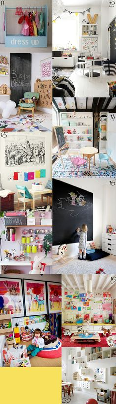 20 Top Best Kids Playrooms
