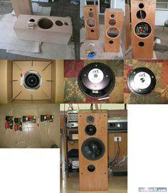hifi33.com:影音天地:ATC SCM-40 Home Setting