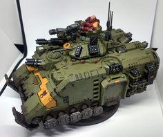 Warhammer Paint, Warhammer Models, Warhammer 40000, Star Wars Vehicles, Armored Vehicles, Gi Joe, Minis, Space Armor, Warhammer 40k Blood Angels