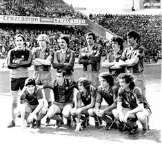Equipos de fútbol: BARCELONA: 6 fotos de 1981 a 1990