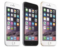 Apple iPhone 6 -16GB 64GB 128GB   4G LTE  Unlocked SIM Free Smartphone Grade A B