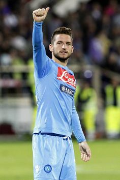 Dries Mertens | Definitive Proof That Soccer Players Get Better-Looking With Age