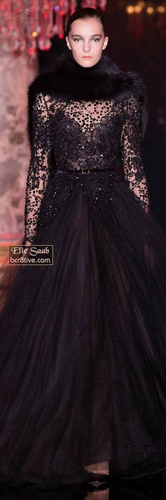 Elie Saab Fall Winter 2014-15 Haute Couture