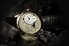 F.P. Journe Octa Lune OL G 40 A watch - for sale - Govberg via Perpetuelle
