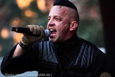 Konzertbericht: Blutengel, Any Second und Ashbury Heights in der Arche Neuenhagen, 25.8.2018 - Gothic Empire Gothic Bands, Empire, Hagen, Open Air, Concerts, Goth Bands