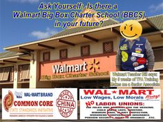 Big Education Ape: Once A Walmart Boycotter, Obama Now On Cozier Terms With Retailer