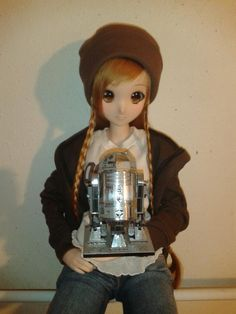 Smart Doll Mirai Suenaga by Kittyfirekitty