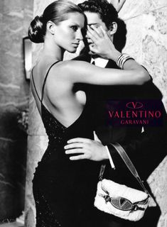 Gisele Bundchen Valentino Ad w/Gisele