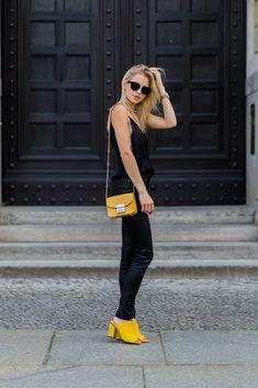 Caroline Caro Daur out in Berlin