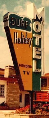 Surf Motel #boulderinn