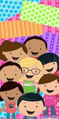 Niños Board Decoration, Class Decoration, School Hallways, School Tool, Theme Background, Teachers' Day, Paint Party, Childhood Education, Teaching Tools