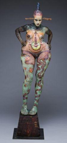 George Lafayette Teale Street Sculpture Studio - artwork-instructors