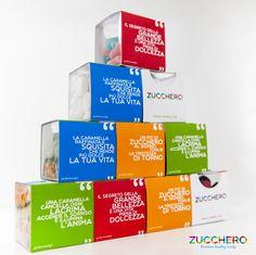 ZUCCHERO PREMIUM QUALITY CANDY: come chiamarle soltanto caramelle? #ZUCCHEROCANDY  www.zuccherocandy.it