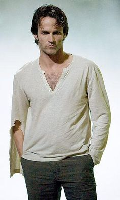 Stephen as Bill Compton - True Blood