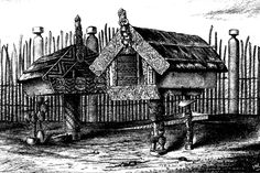 Indigenous architecture - Wikipedia, the free encyclopedia Polynesian People, Polynesian Islands, Historical Architecture, Landscape Architecture, Honduras Food, Wattle And Daub, Maori People, Maori Art, Built Environment