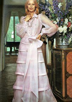 The 1970s-1974 Jours de France-Autumn fashion by april-mo, via Flickr
