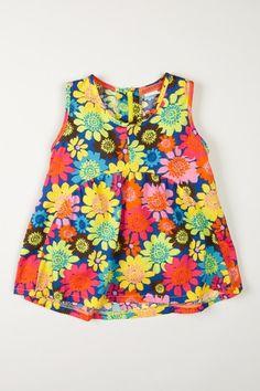 Sleeveless Floral Top on HauteLook