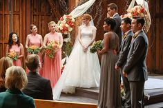 Tv Guide Meredith and Alex Grey's Anatomy | Grey's Anatomy': Sarah Drew previews April's wedding, what made Ellen ...